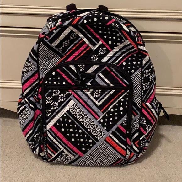 Vera Bradley Handbags - Vera Bradley campus backpack